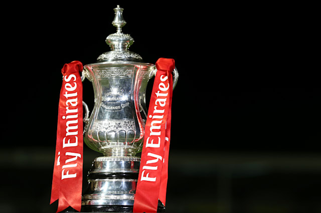 Eastleigh v Swindon Town - Emirates FA Cup - First Round - Silverlake Stadium