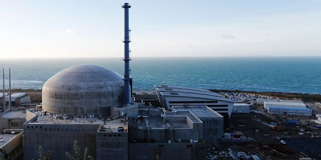 Flagship French nuclear plant hit by explosion
