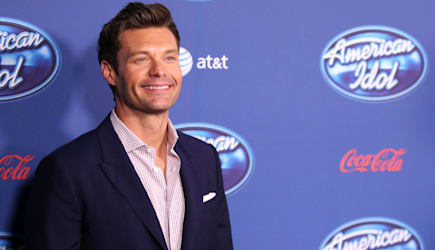 American Idol Premiere Event (Ryan Seacrest attends the American Idol premiere event at Royce Hall on the campus of UCLA, Wednes