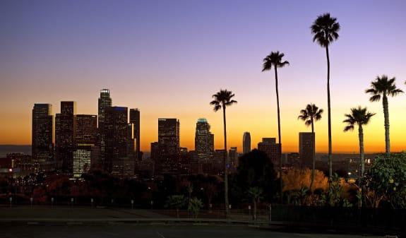 Weather Los Angeles