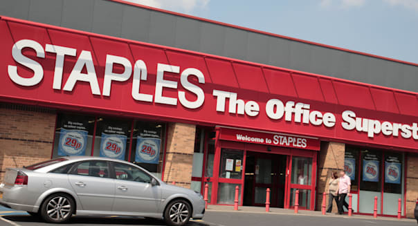 Staples, The Office Superstore, Huddersfield