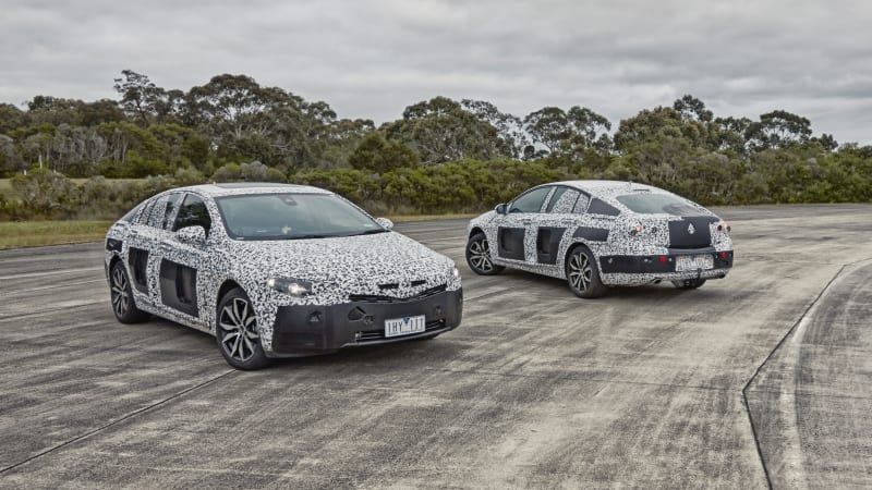 Next Holden Commodore will be based on the Opel Insignia