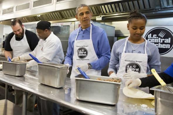 Martin Luther King Holiday Obama