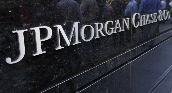 JPMorgan Trading Loss Fines