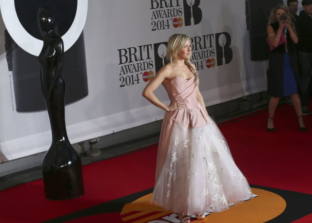The BRIT Awards 2014 - Red Carpet Arrivals