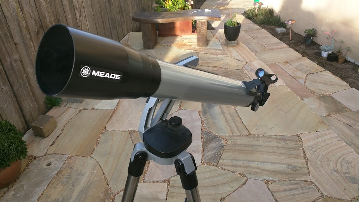 I found a secondhand telescope, now what?