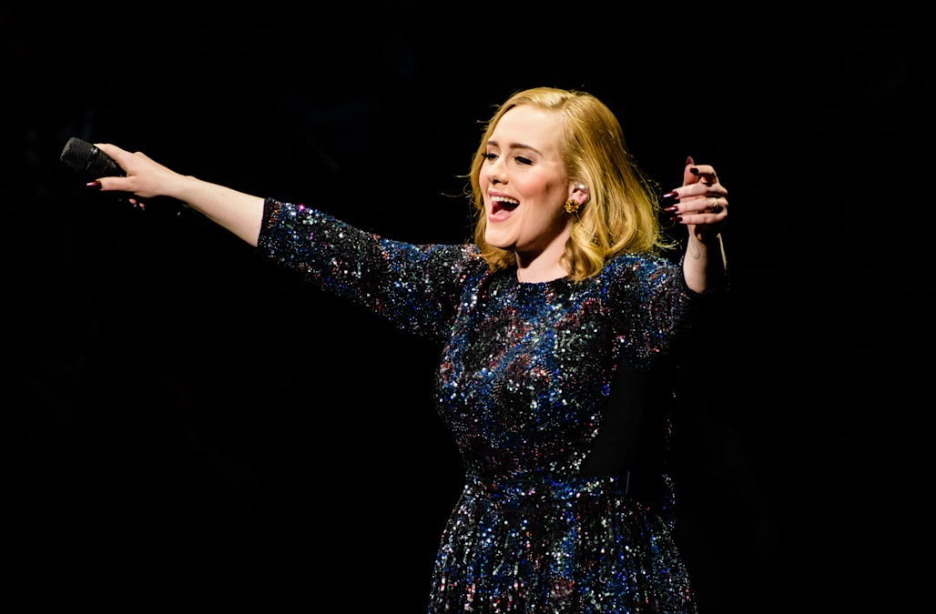 Adele Performs At The Mercedes Benz Arena, Berlin