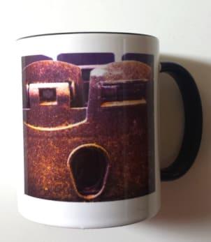 OMG Face Mug