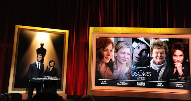 Oscars 2014 Best Actress Nominees