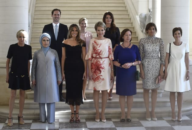 Un first gentleman tra le lady