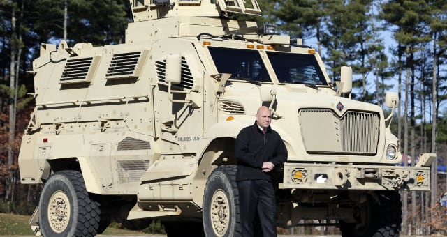 Surplus Armored Trucks