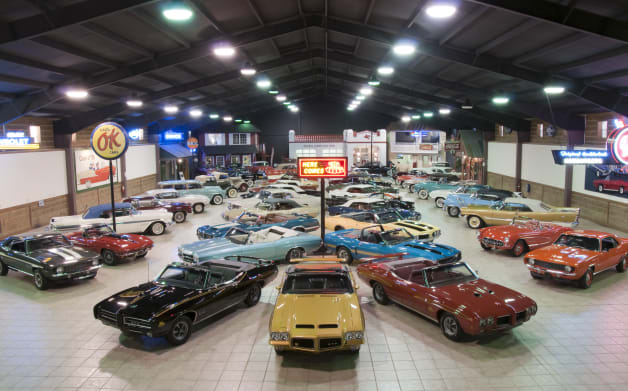 RM Auctions Milton Robson Collection