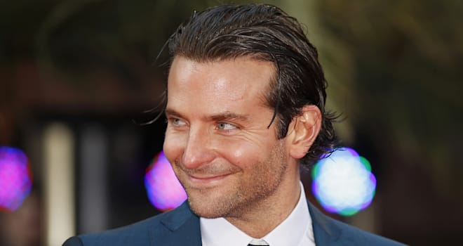 Bradley Cooper at the European Premiere of 'The Hangover Part 3' in London on May 22, 2013