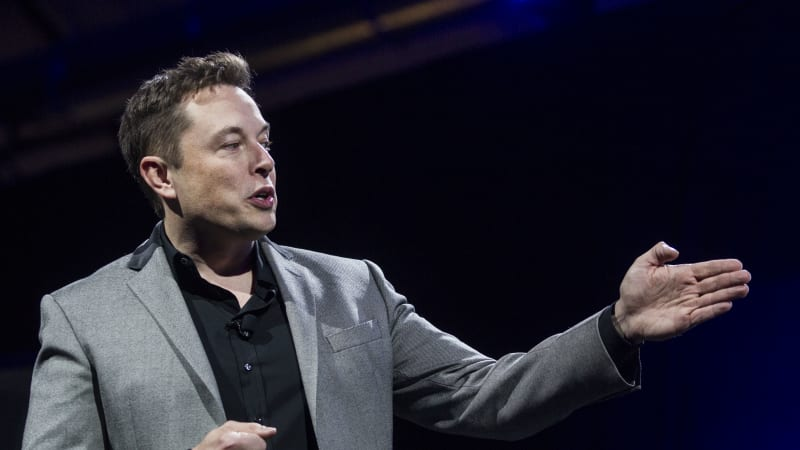 Investors pushing Elon Musk to loosen control of Tesla board