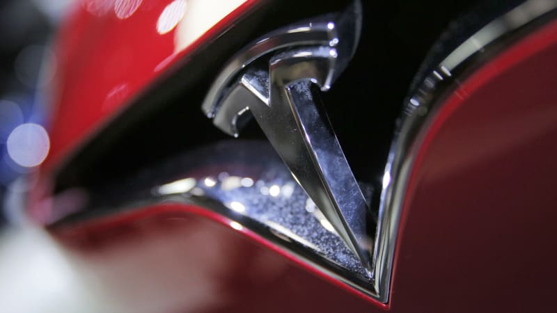 Tesla earned a profit last quarter, which is sending TSLA stock up