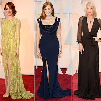 Best and worst dressed at the 2015 Academy Awards