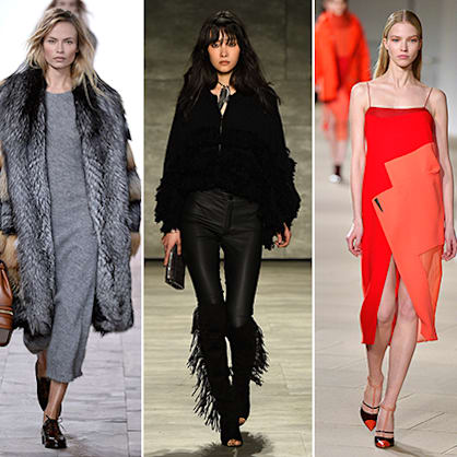 The 7 biggest trends from New York Fashion Week fall 2015