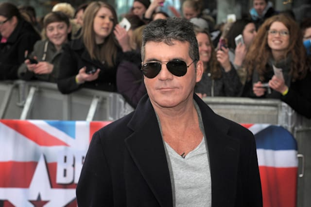 Simon Cowell, Britain's Got Talent 2014