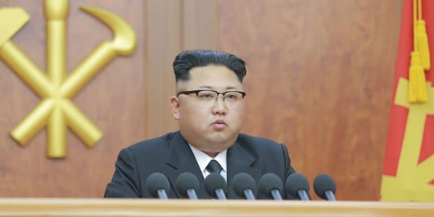 Portaerei statunitense verso la penisola coreana