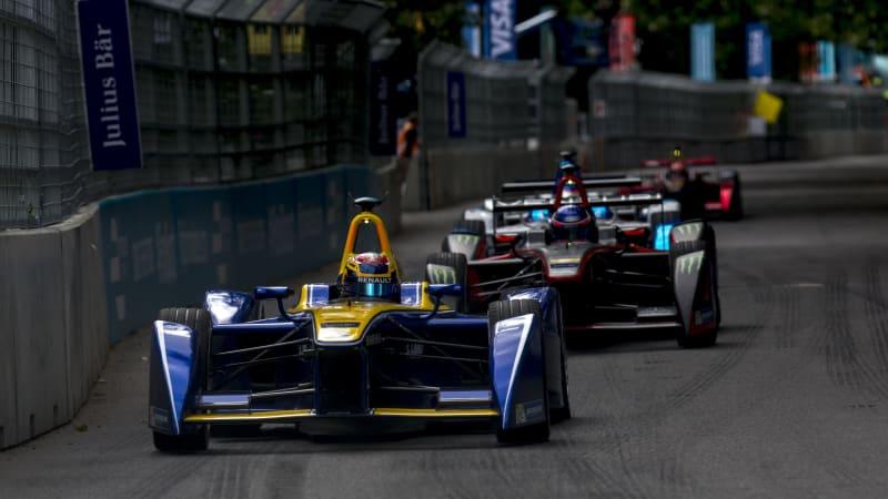 BMW, Nissan eye Formula E entry
