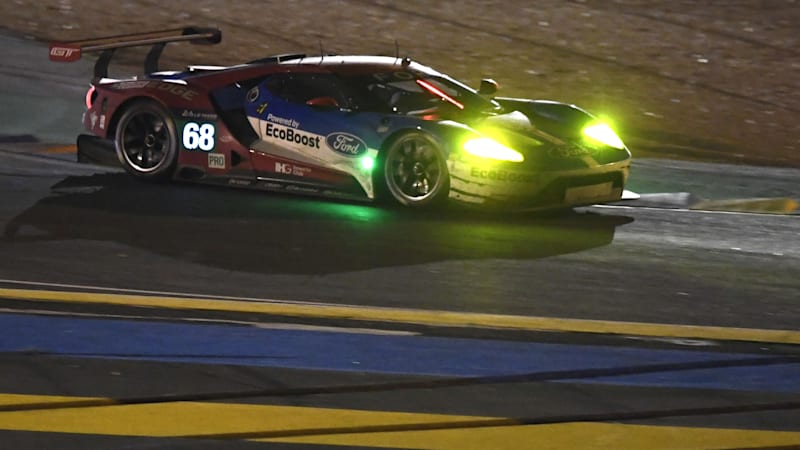 24 Hours of Le Mans live update part two