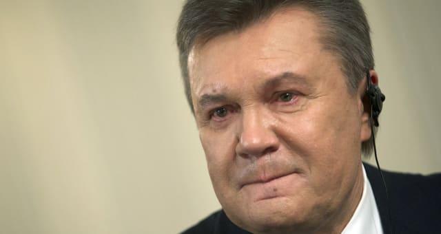 APTOPIX Russia Yanukovych