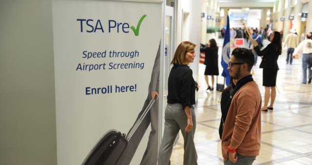 US-AIRLINE-HOMELAND SECURITY-TSA-LAX