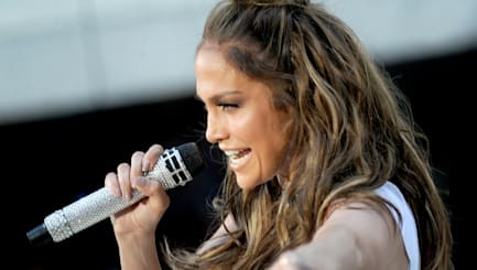 J.Lo: Nach der Trennung ein Workaholic