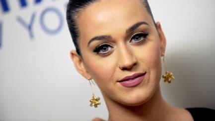 Katy Perry wirbt nackt für die US-Wahl