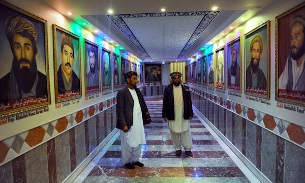 AFGHANISTAN-RUSSIA-MUSEUM-WAR