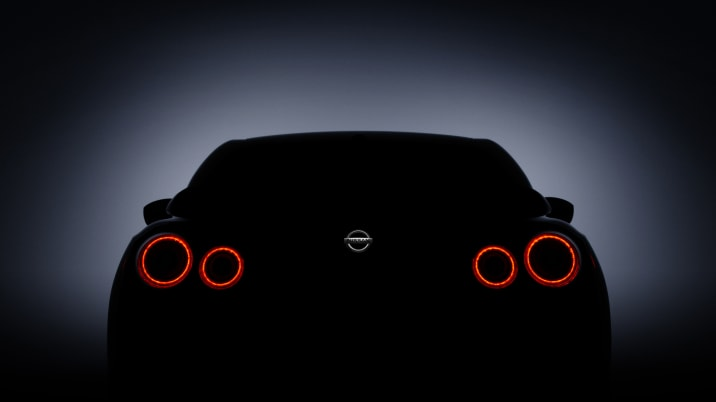 Nissan GT-R New York Auto Show Teaser