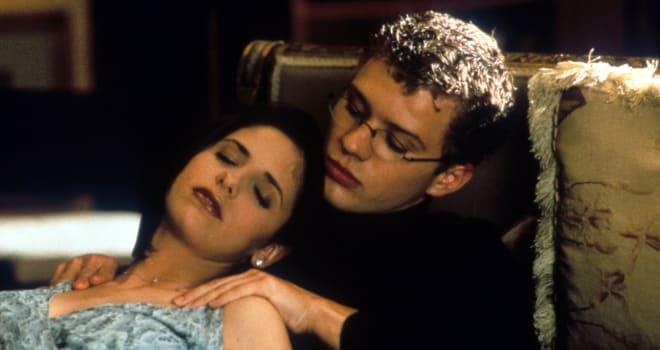 Sarah Michelle Gellar And Ryan Phillippe In 'Cruel Intentions'