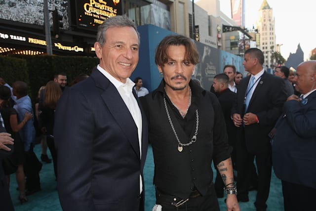 Premiere Of Disney's And Jerry Bruckheimer Films' 'Pirates Of The Caribbean: Dead Men Tell No Tales'