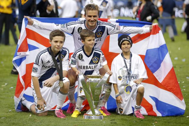 MLS Cup Dynamo Galaxy Soccer