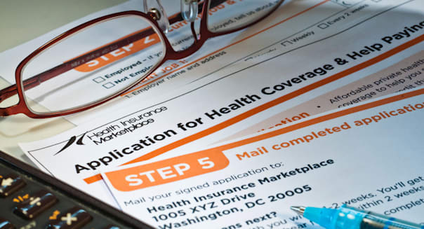 Healthcare insurance application
