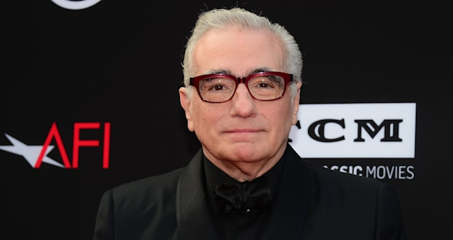 Martin Scorsese at the American Film Institute's 2013 Life Achievement Award Gala Tribute