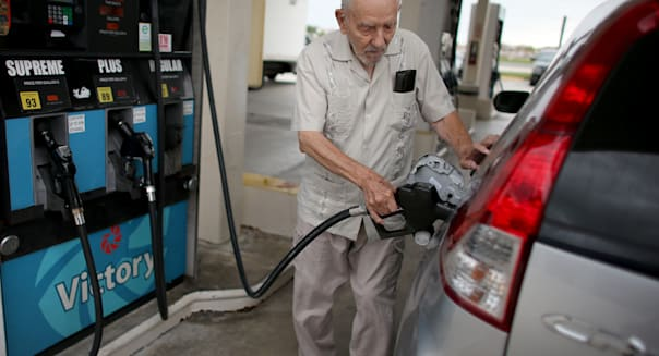 U.S. gasoline rose almost 12 cents over two weeks- survey