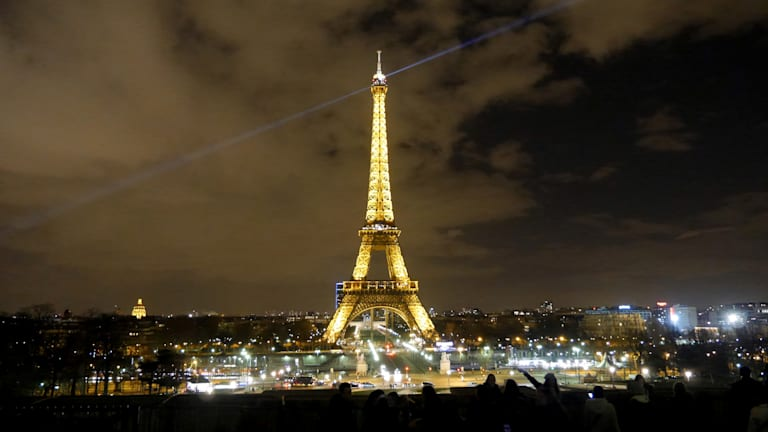 French fashion designers see rise in sales as Paris celebrates 125 years of the Eiffel Tower