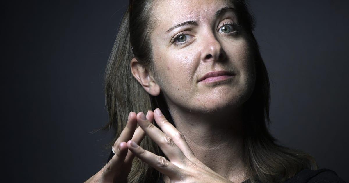 Charline vanhoenacker n 39 a pas eu sa chronique la fin du d bat elle s 39 est rattrap e sur france - Charline vanhoenacker vie privee ...