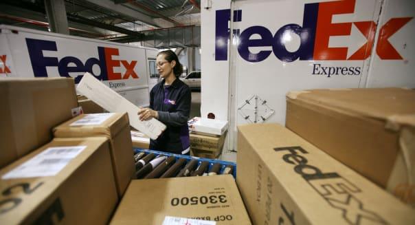 FedEx Cyber Monday