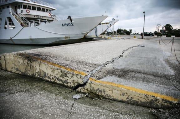 Greece Earthquake