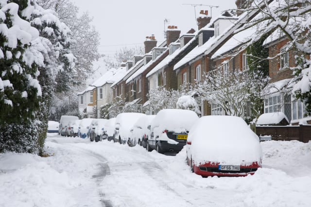 Could snow be coming to Cornwall as Met Office predicts big freeze?