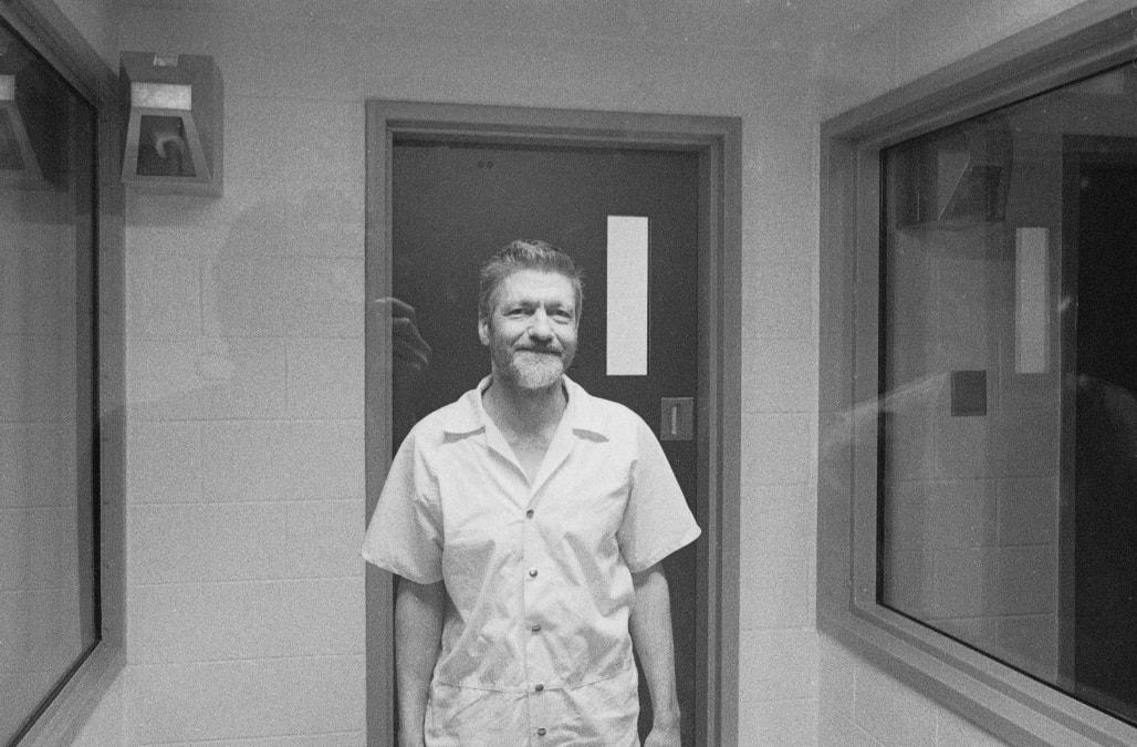 **EXCLUSIVE** Ted Kaczynski In Prison