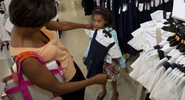Kmart Back to School - School Uniforms
