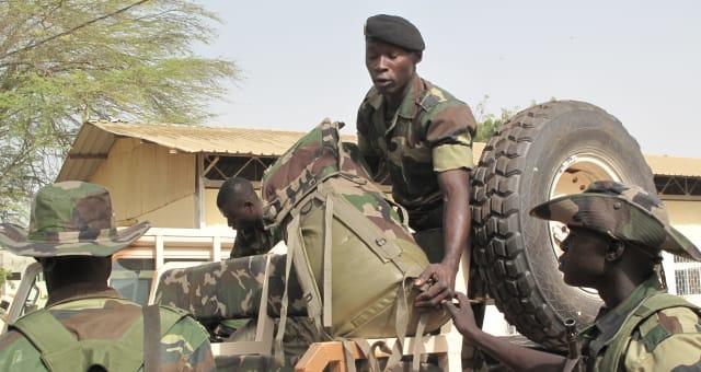SENEGAL-MALI-CONFLICT
