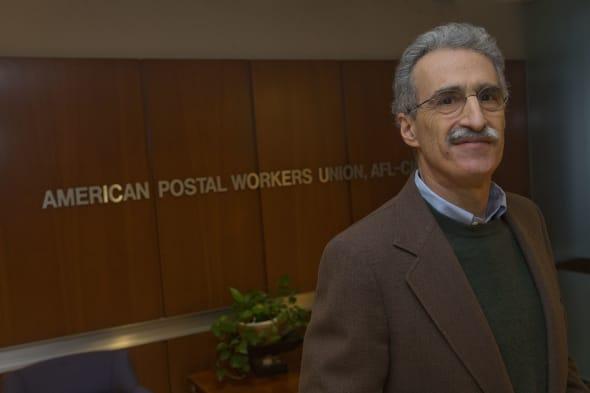 Postal Service Union Fight
