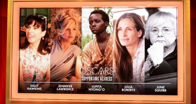 Oscar Predictions 2014 Supporting Actress