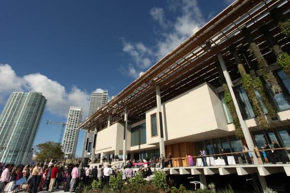 Pérez Art Museum Miami Ribbon Cutting Ceremony