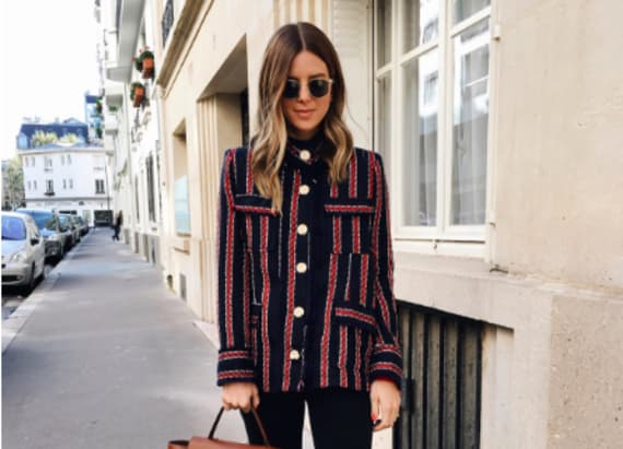 Now this is how you wear stripes