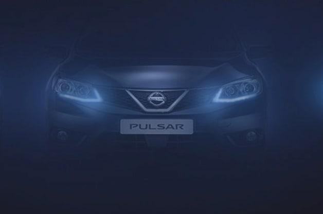 Nissan Pulsar Teaser